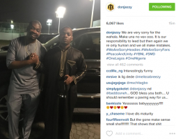 Olamide and Dom jazzy