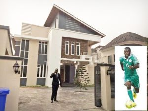Victor Moses mansion