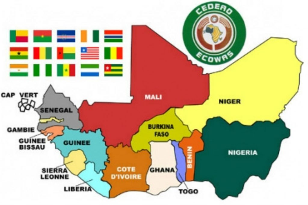 ecowas-map-nigerian-infopedia