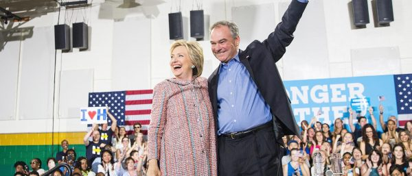 tim-kaine-hilary-clinton