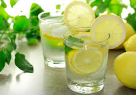 drinking-lemon-water-benefits