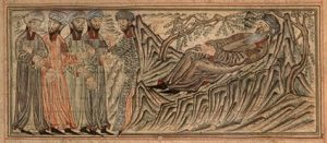 death-of-muhammad-on-death-bed