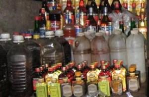 most dangerous drinks consumed in Lagos